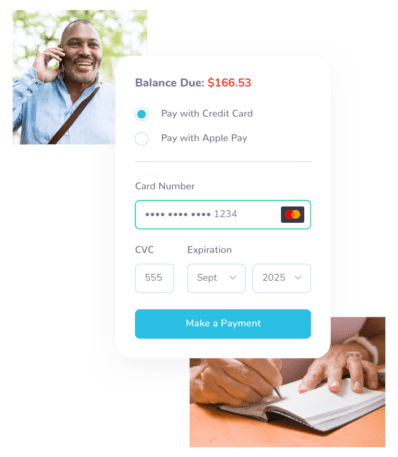 accept multiple payment types